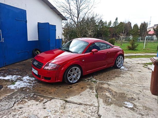 Audi tt 8n quattro Bam jedyne w Polsce