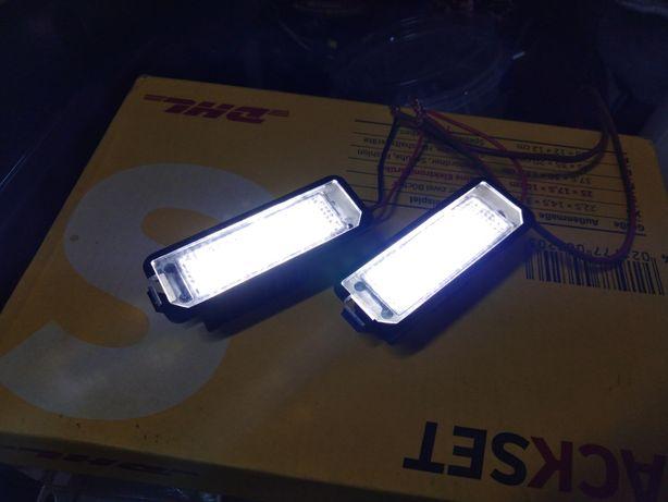 Golf 4 podswietlenie tablicy LED