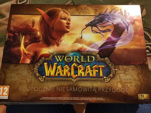 World of warcraft. Gra kolekcjonerska.