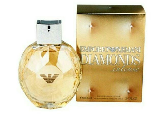 Парфюмированная вода-Emporio Armani Diamonds Intense Giorgio Armani