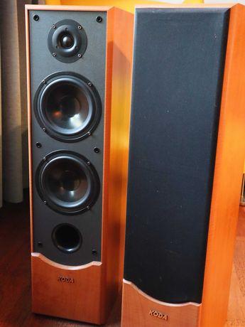Głośniki KODA AV702F. Kolumny podłogowe 2 sztuki.