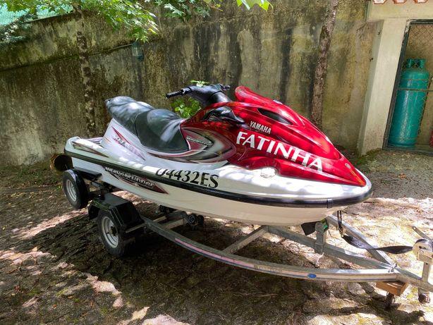 Moto de agua YAMAHA XLT 800 Com atrelado