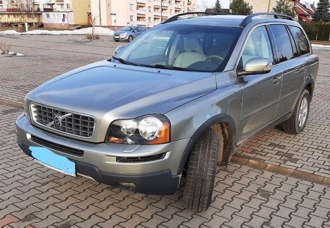 Volvo xc90 3,2 AWD 7-osób SUMMUM
