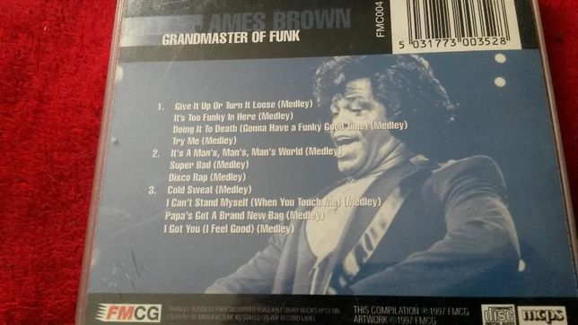 CD James Brown