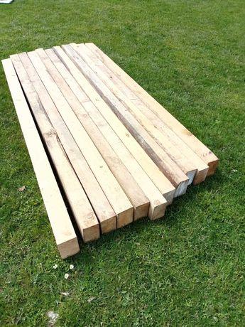 sprzedam drewniane podkłady/belki