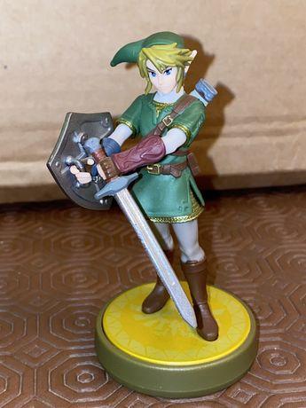 Amiibo Link - Zelda Twilight Princess