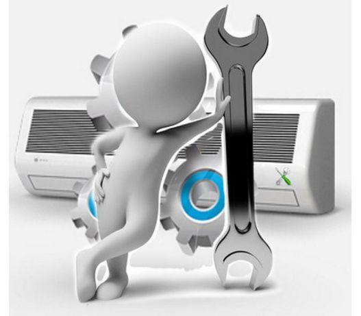 Установка,ремонт,обслуживание продажа кондиционеров и материалов