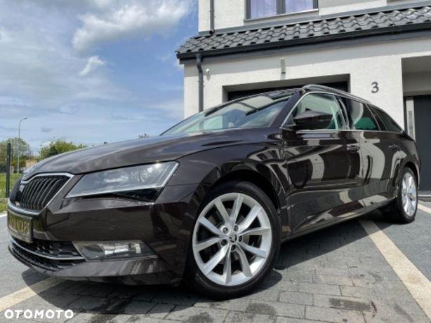 Škoda Superb Bezwypadkowa 100% Serwis Automat Diesel