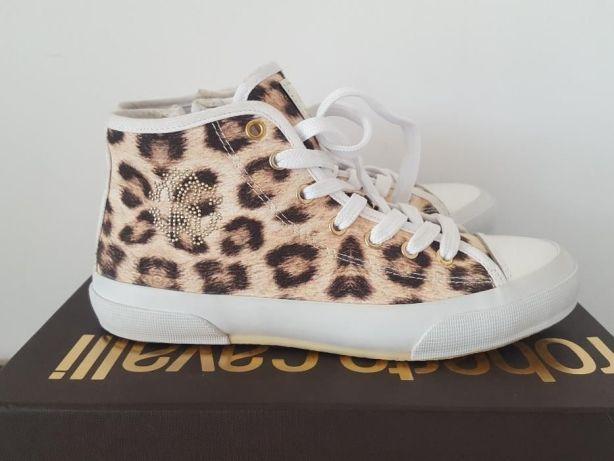Roberto Cavalli sneakersy 36 oryginał nowe