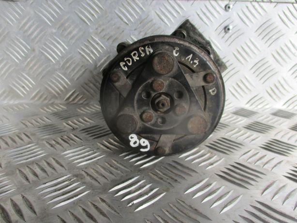 Sprężarka klimatyzacji Corsa C, Meriva, Agila B 1.3 CDTI