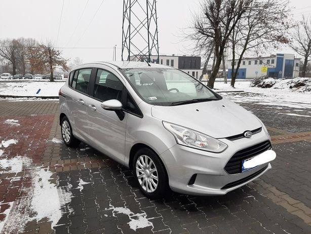 Ford B Max 1.0 Ecoboost 2013