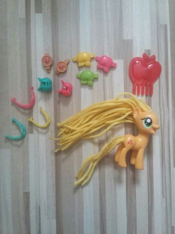 My Little Pony Applejack do czesania