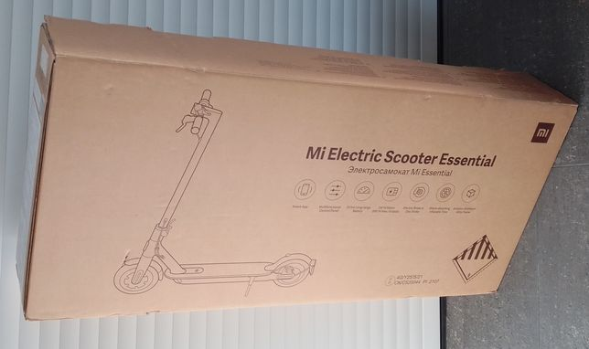 Коробка от Mi electric scooter электросамоката