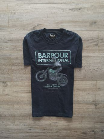 Футболка Barbour international belstaff