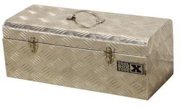 Baús Vazios em Alumínio tamanhos diversos para pickup caixa aberta
