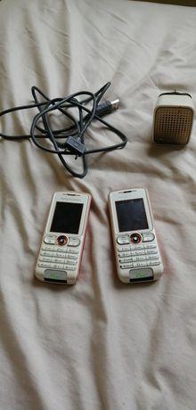 Sprzedam 2 Sony Ericsson w200