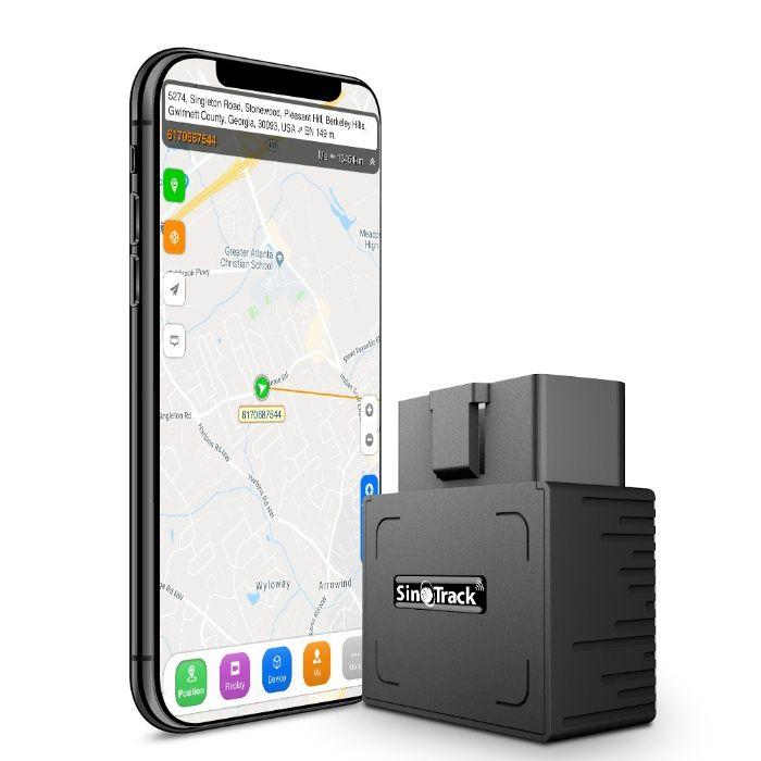 Lokalizator GPS do samochodu OBD2 FVAT 23% ST902 Starachowice - image 1