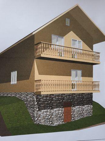 ТЕРМІНОВО продається будинок (новобудова) біля еко-курорту Ізки