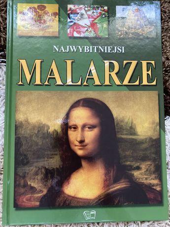 Najwybitniejsi malarze książka