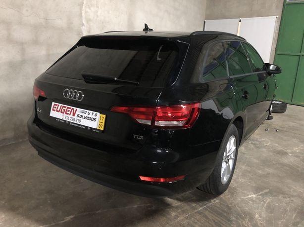 Audi A4 2.0 TDI B9 AVant NACIONAL Apenas 19 mil km