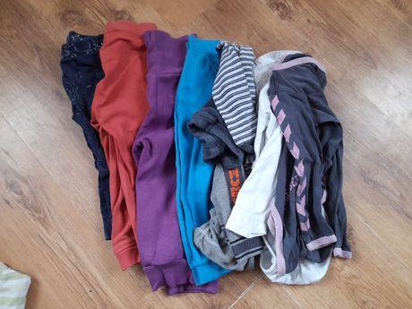 Spodnie dresy 80