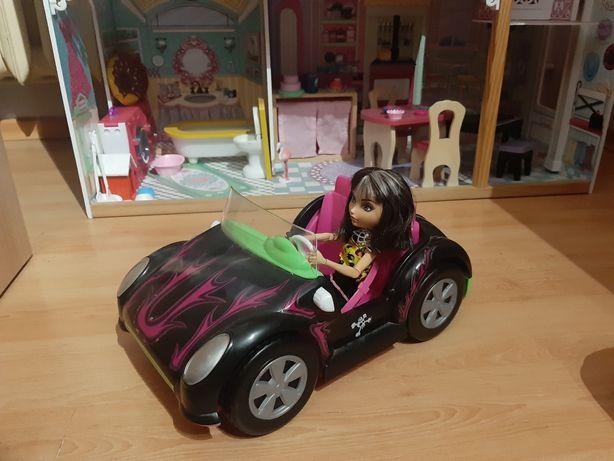 Auto samochód monster high, barbie