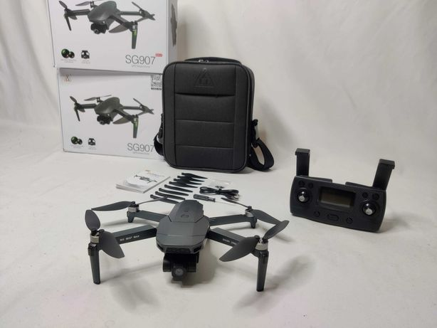 [NOVO] Drone SG907 Max GPS 4K [Gimbal 3 Eixos] - [1.2 KM] [25 Minutos]