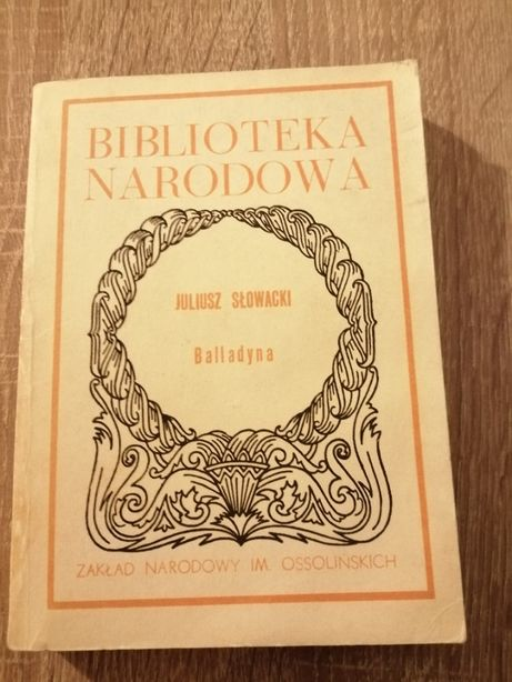 Balladyna J. Słowacki