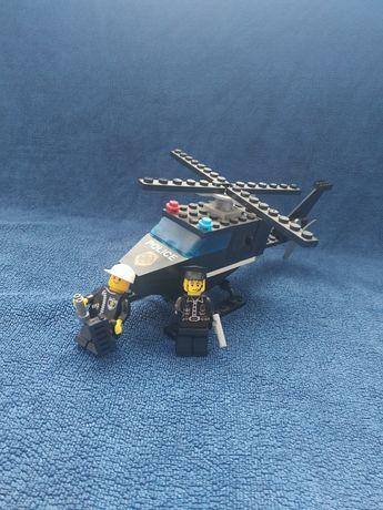 """Лего ,,поліцейський вертоліт""""."""
