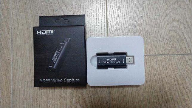 Плата видеозахвата внешняя Full HD HDMI USB