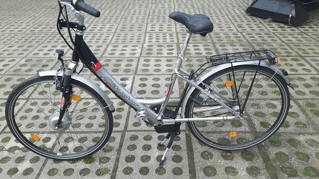 City Star rower elektryczny z niemiec