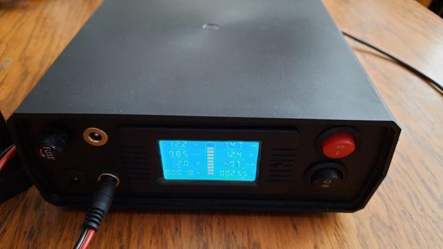 Big Power Bank 30Ah-32Ah Mega Moc USB QC 3.0 C-type+PD DC12/DC5V+DC 19