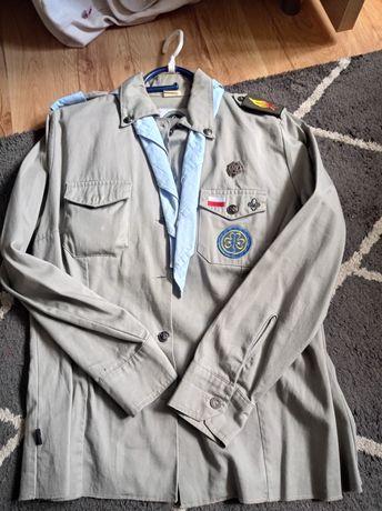 Pełny mundur ZHP