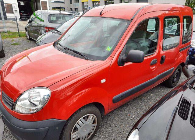 Renault Kangoo, 1.2 l., Минивэн\\