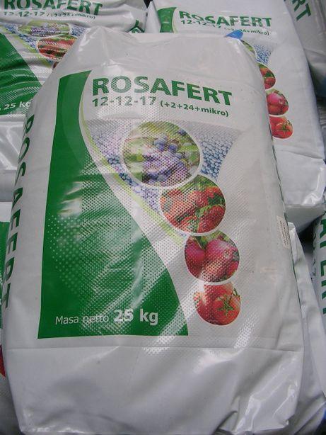 ROSAFERT 12-12-17 S+2MGO+TE worek 25 kg