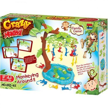 Игра Crazy Monkey/ Бешеные обезьянки