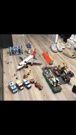 Lego city zestawy