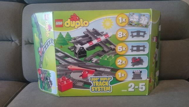 Lego Duplo 10506 Tory i zwrotnice