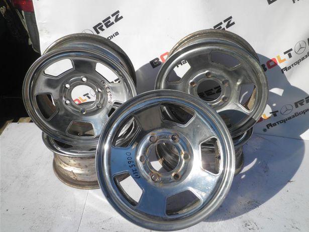 Диски R15 6x114,3 Dodge Nissan Suzuki KIA комплект