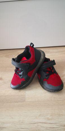 Świecące buty sportowe r. 28