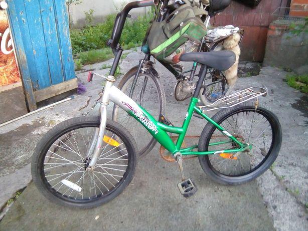 Велосипед Ferarи Украина рамы складные  горный  колеса