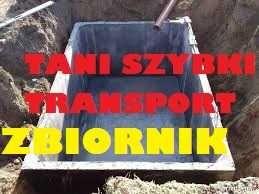Szambo Betonowe gnojowice Betonowy Zbiornik 4m3 Szybka dostawa