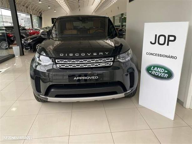 Land Rover Discovery 3.0 TD6 HSE Auto