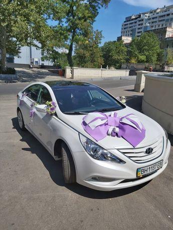 Аренда авто на свадьбу Hyundai Sonata, Hyundai Grandeur