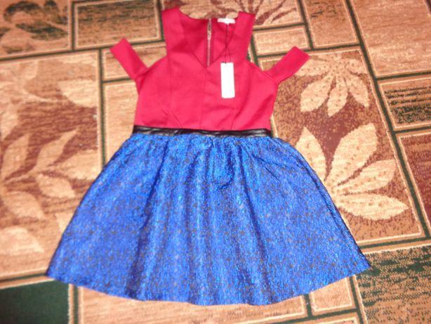 Платье  красивое  44-46р