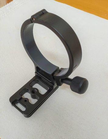 Anel de tripé Kirk KES NC-300PF (Collar) - para objectivas Nikon