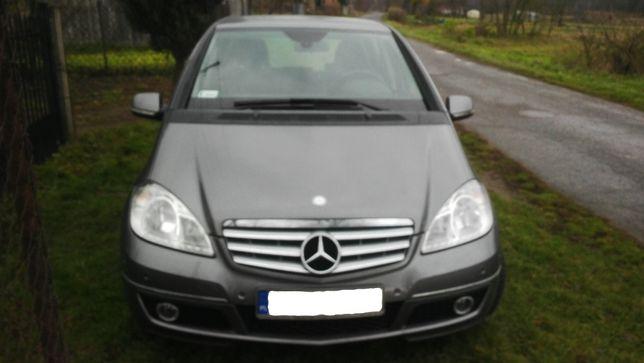 Mercedes-Benz Klasa A W169 A150 95KM
