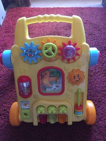 Brinquedo educativo para crianças até aos 3 anos