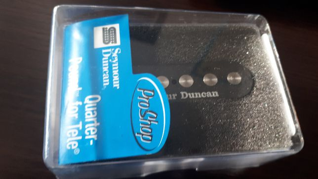 SEYMOUR DUNCAN STL-3 Quarter-Pound (bridge) Telecaster