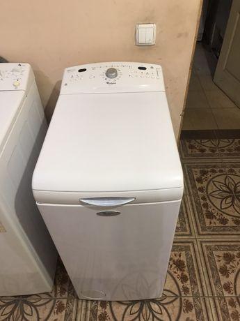 Продам стиральную машину с вертикальной загрузкой Whirlpool. Гарантия